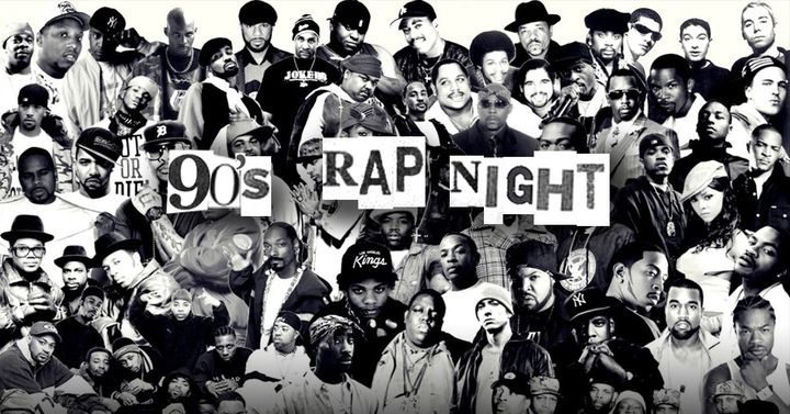 90s RAP NIGHT